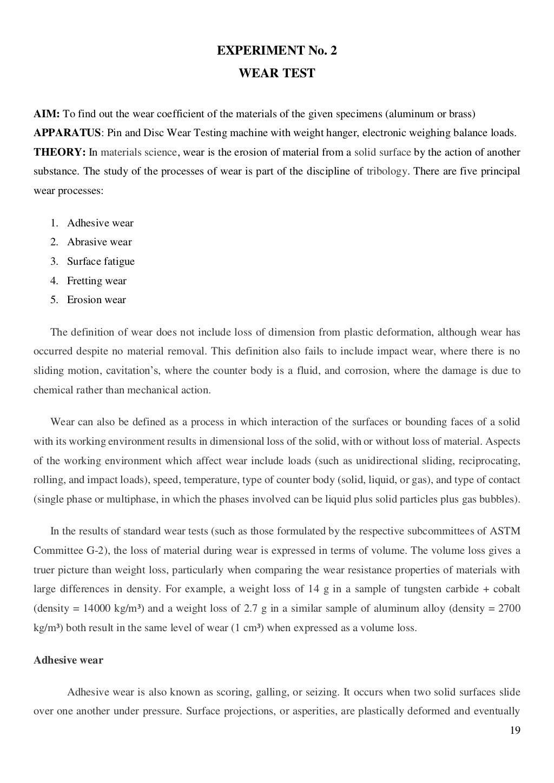 Material Testing Lab Manual page 20