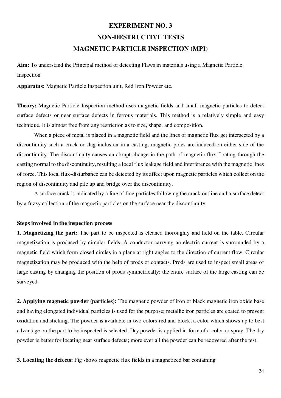 Material Testing Lab Manual page 25