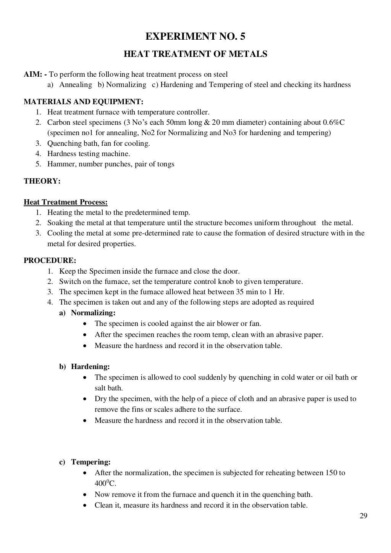 Material Testing Lab Manual page 30