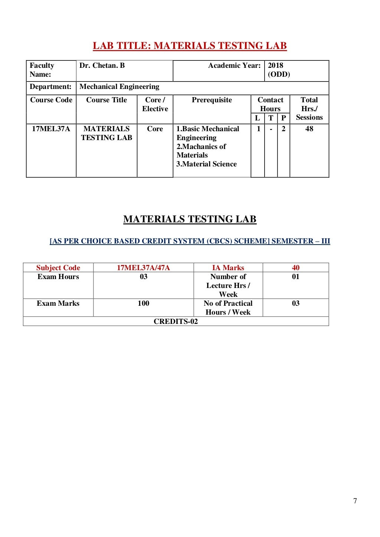 Material Testing Lab Manual page 8