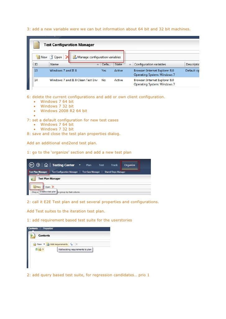 MTLM Visual Studio 2010 ALM workshop