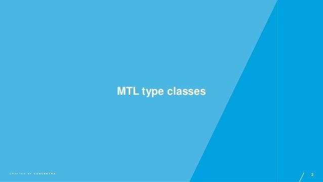 Jamie Pullar- Cats MTL in action Slide 2
