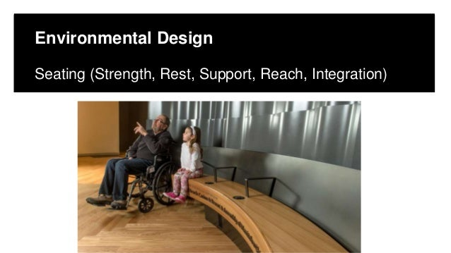 Click to edit Master title style Click to edit Master subtitle style Edit Master text styles Environmental Design Seating ...