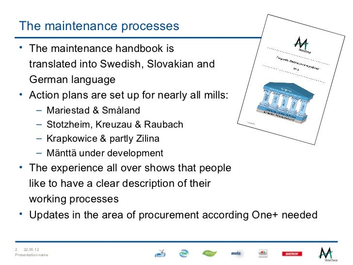 Pcty 2012 Kundecase Mets 228 Tissue Maintenance
