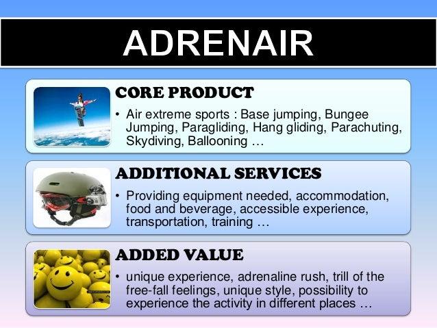 Extreme Sport Experience: Marketing plan