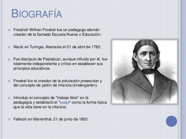 Método Frobeliano