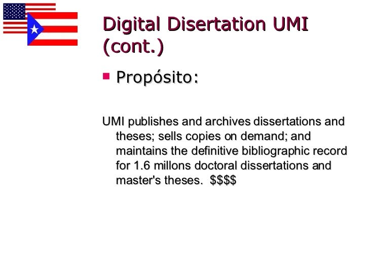 dissertation abstacts
