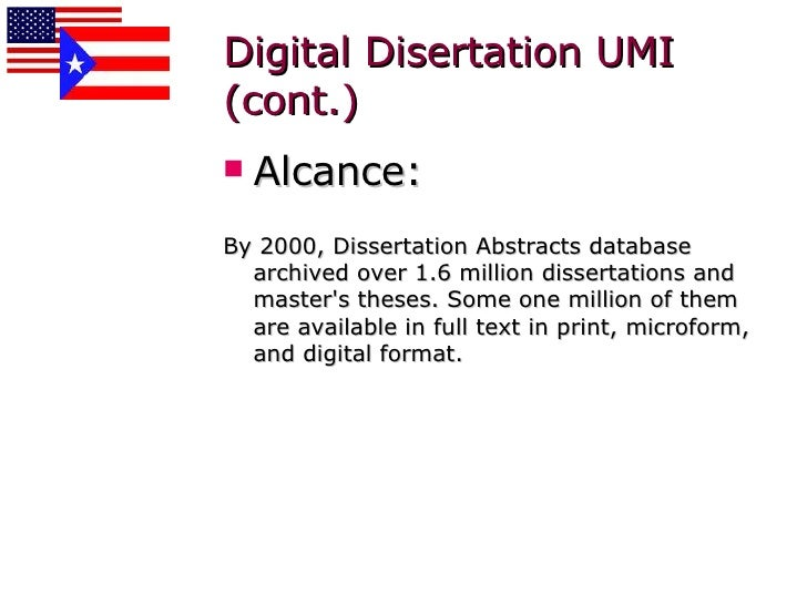 proquest dissertation abstract international Dissertation abstracts international database how to search the social and with one of the proquest dissertation proposal examples writing service for the.