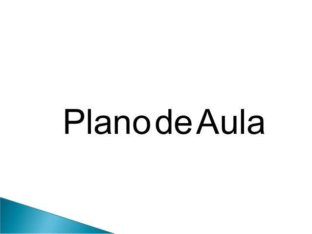 PlanodeAula
