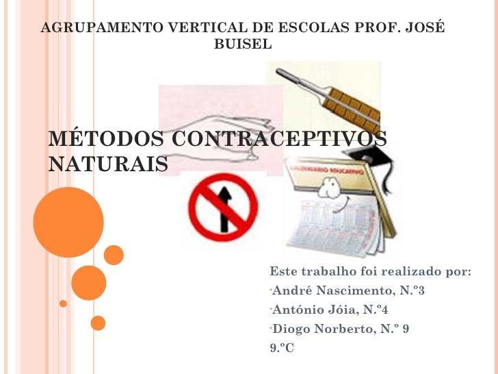 AGRUPAMENTO VERTICAL DE ESCOLAS PROF. JOSÉ BUISEL <ul><li>Este trabalho foi realizado por: </li></ul><ul><li>André Nascime...