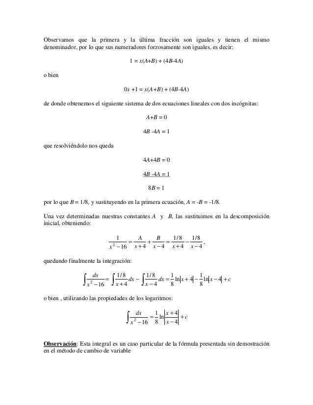 Observamos que la primera y la última fracción son iguales y tienen el mismodenominador, por lo que sus numeradores forzos...