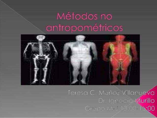   Existen diversos métodos que permiten el estudio de la composición corporal a partir de la evaluación de los compartime...