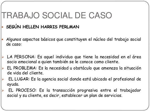 M todos y metodolog as del trabajo social 1 - Casos practicos trabajo social ...