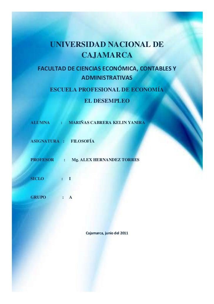 -661035-490220<br />UNIVERSIDAD NACIONAL DE CAJAMARCA<br />FACULTAD DE CIENCIAS ECONÓMICA, CONTABLES Y ADMINISTRATIVAS <br...