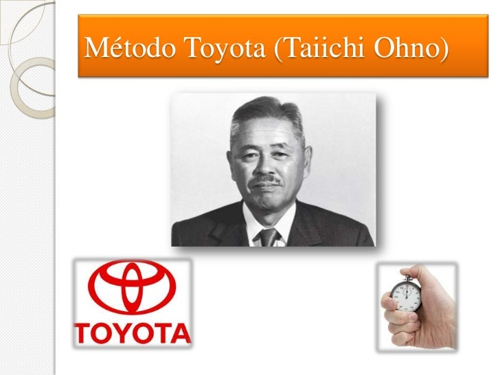 taiichi ohno The seven wastes are categories of unproductive manufacturing practices  identified by taiichi ohno, toyota's chief engineer.