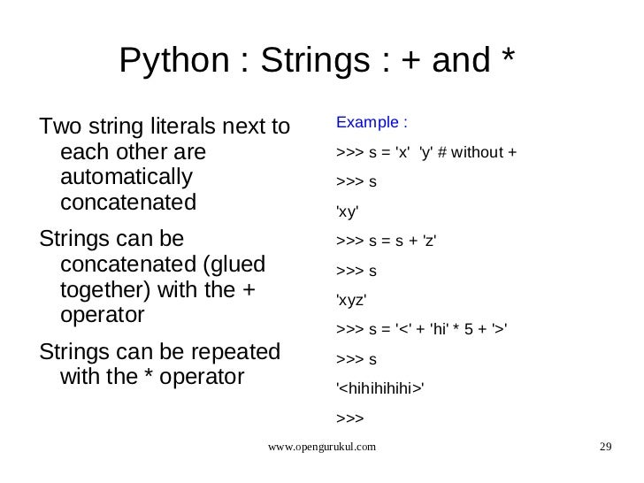 how to cut string python