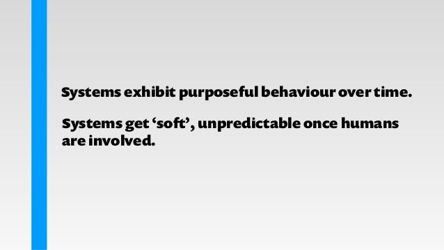 """""""Systems-based thinking is the process of understanding how things influence one another. ! Then drawing on that knowledge..."""
