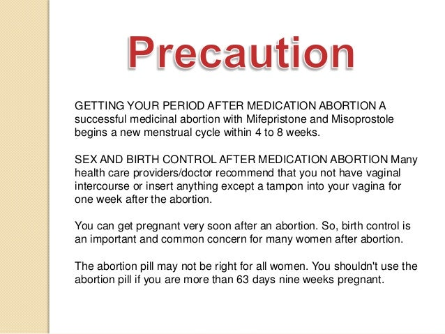 Mefipristone The Abortion Pill