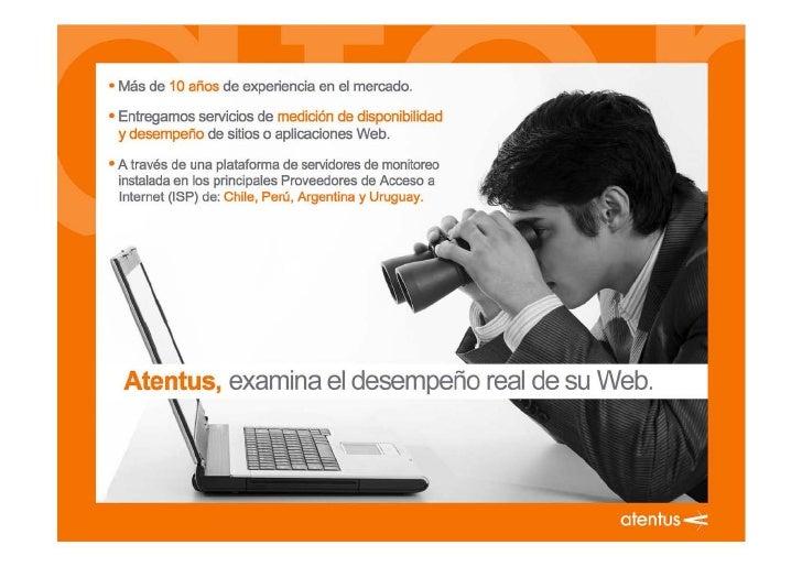 Métricas, la disciplina central - Antonio Arancibia - ATENTUS - eCommerce Day Lima Perú