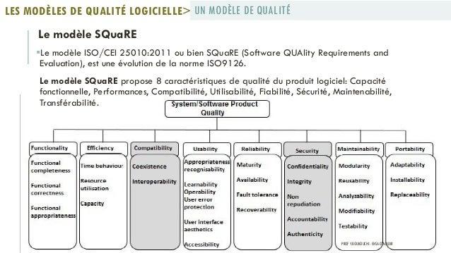 m u00e9triques de qualit u00e9 logicielle