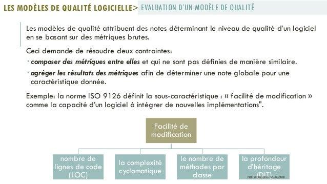 Métriques de qualité logicielle d834b59ce92