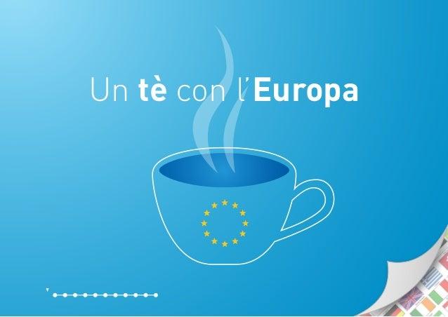 Un tè con l'Europa