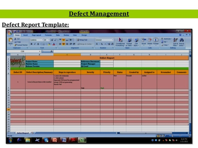 Mt S13 Defect_Management