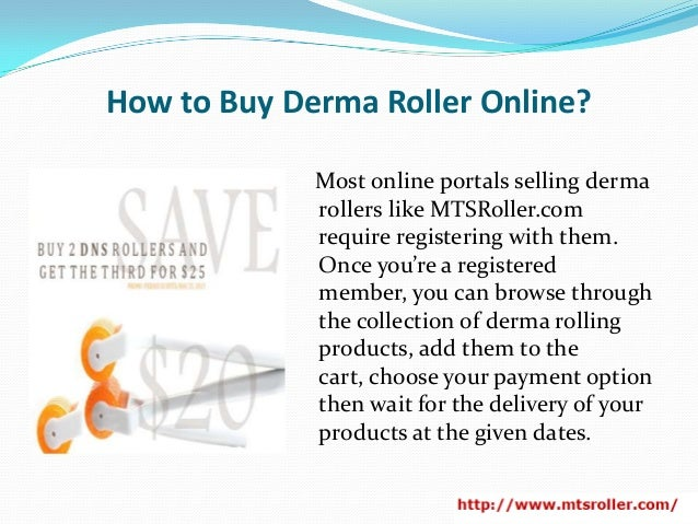 What Is Derma Rolling