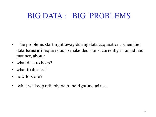 BIG DATA ISSUES AND CHALLENGES EPUB DOWNLOAD