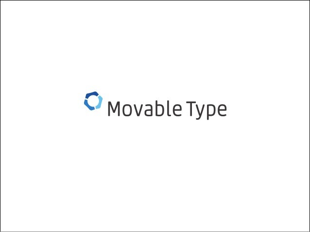 6から始まる Movable Type の旅
