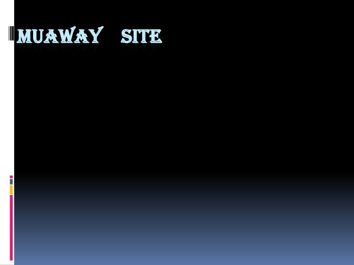 Muaway    site<br />