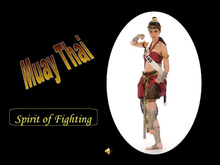 Muay Thai Spirit of Fighting