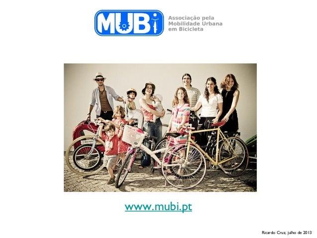 www.mubi.pt Ricardo Cruz, julho de 2013