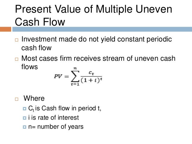 how to understand cash flow
