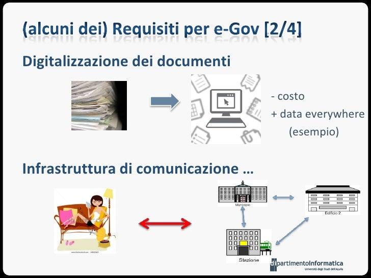 Architetture software per siti di e government for Software di progettazione di architettura domestica