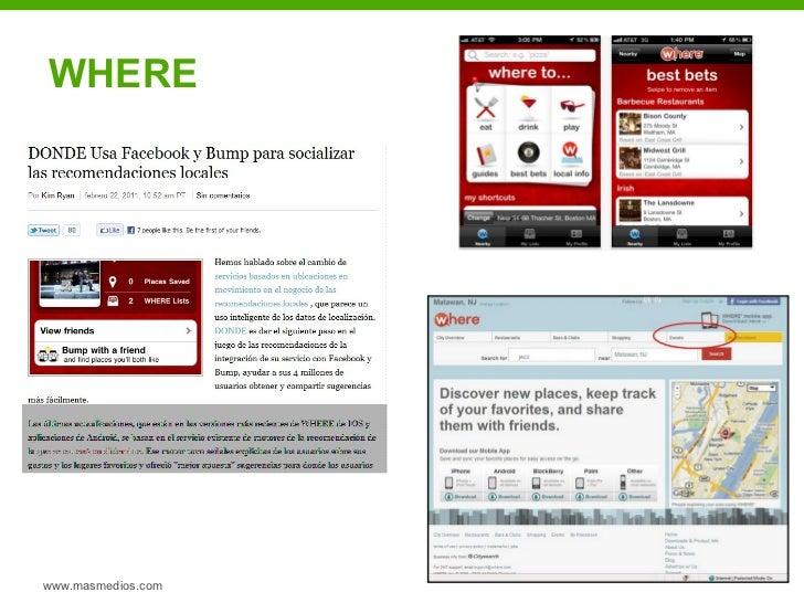 WHERE www.masmedios.com