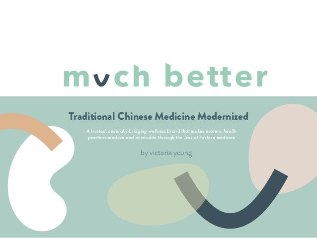 m ch better A trusted, culturally-bridging wellness brand that makes esoteric health practices modern and accessible throu...