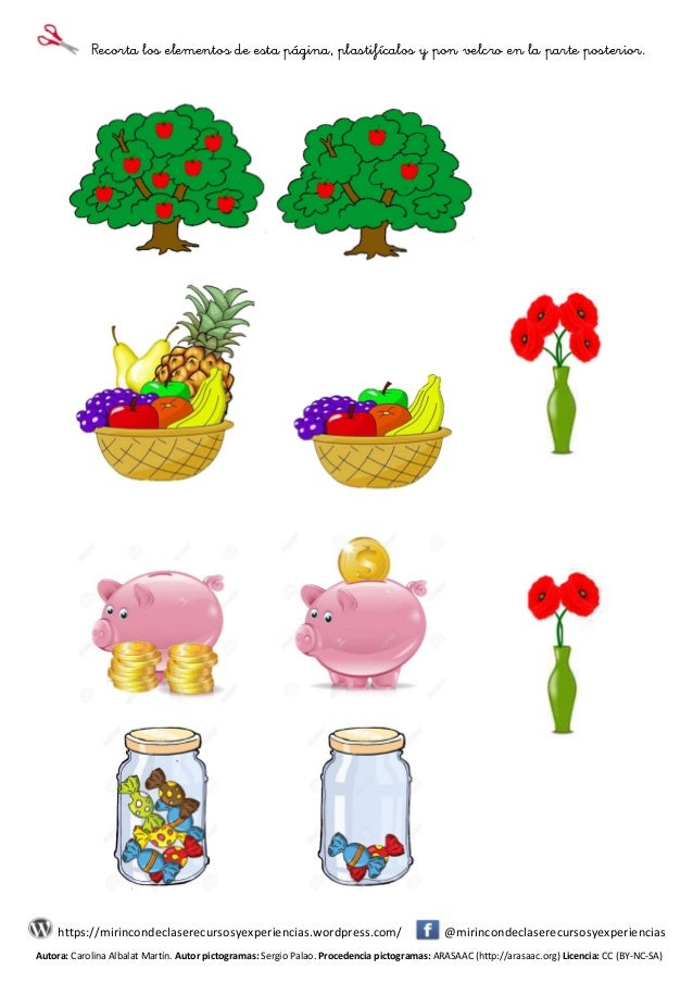 CONCEPTOS BÁSICOS CUANTITATIVOS: MUCHOS-POCOS Slide 2