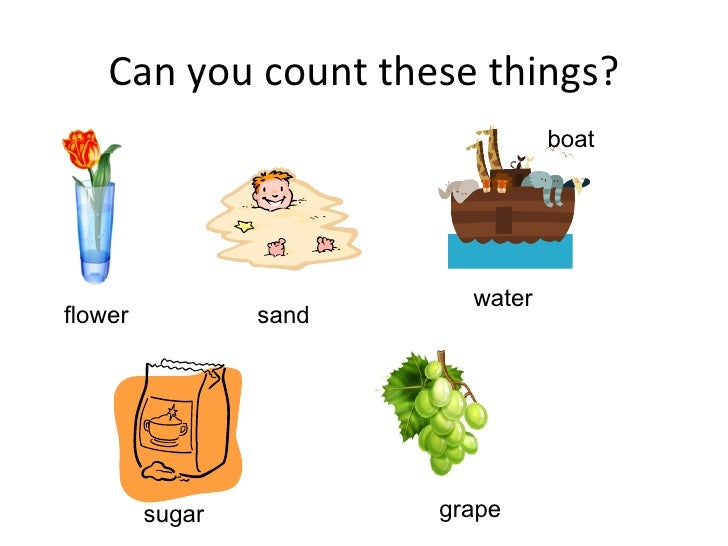 Can you count these things?                                  boat                          waterflower           sand     ...