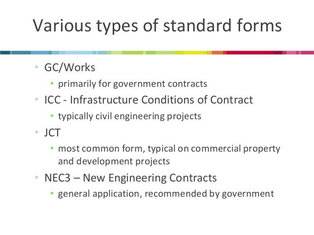 Muckle LLP Which Contract Should I Be Using - Gc contract template