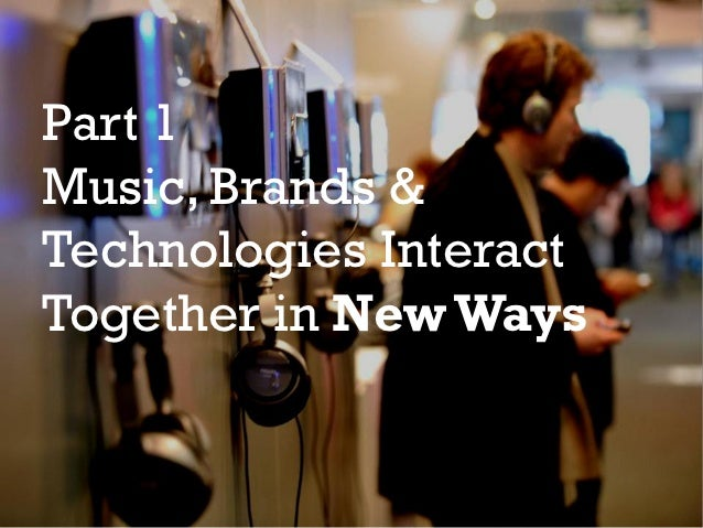 music business presentation