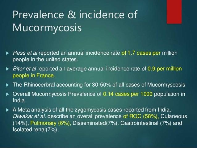 Mucormycosis Slide 3