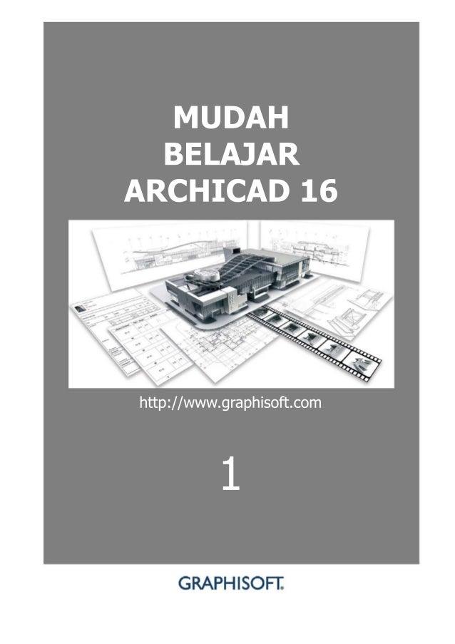 Archicad Tutorial Pdf