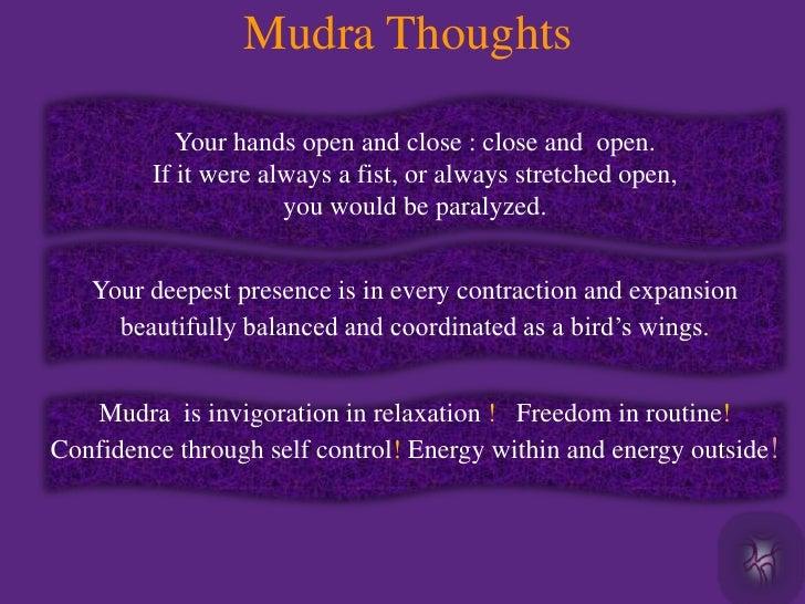 Mudras Slide 2