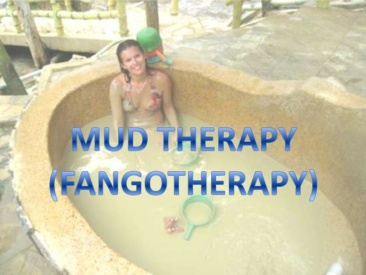 One of thermotherapy is pelo-therapy or fangotherapy (fromgreek word 'pelos'= ooze or mud.Fangotherapy is a type of treatm...