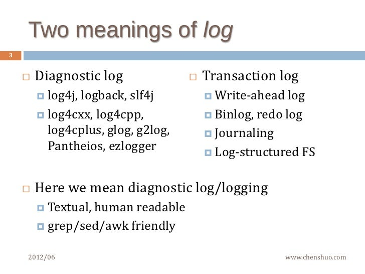 The Transaction Log (SQL Server)
