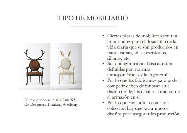 TIPOS DE MUEBLES  Slide 2