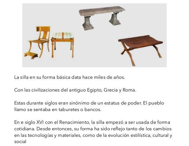 Como crear una silla | Diseño muebles II