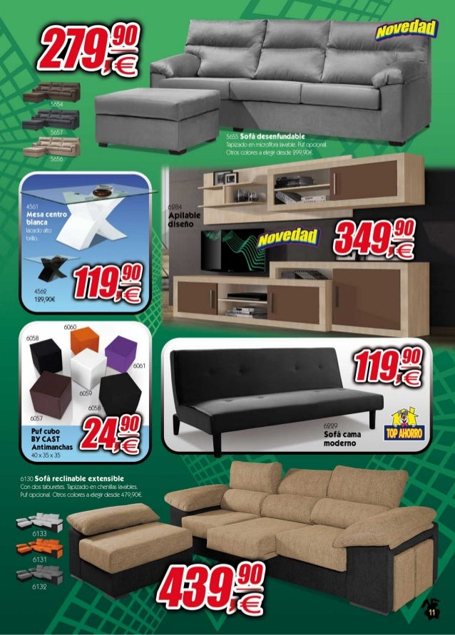 ahorro total muebles oto o 2014 On muebles ahorro total