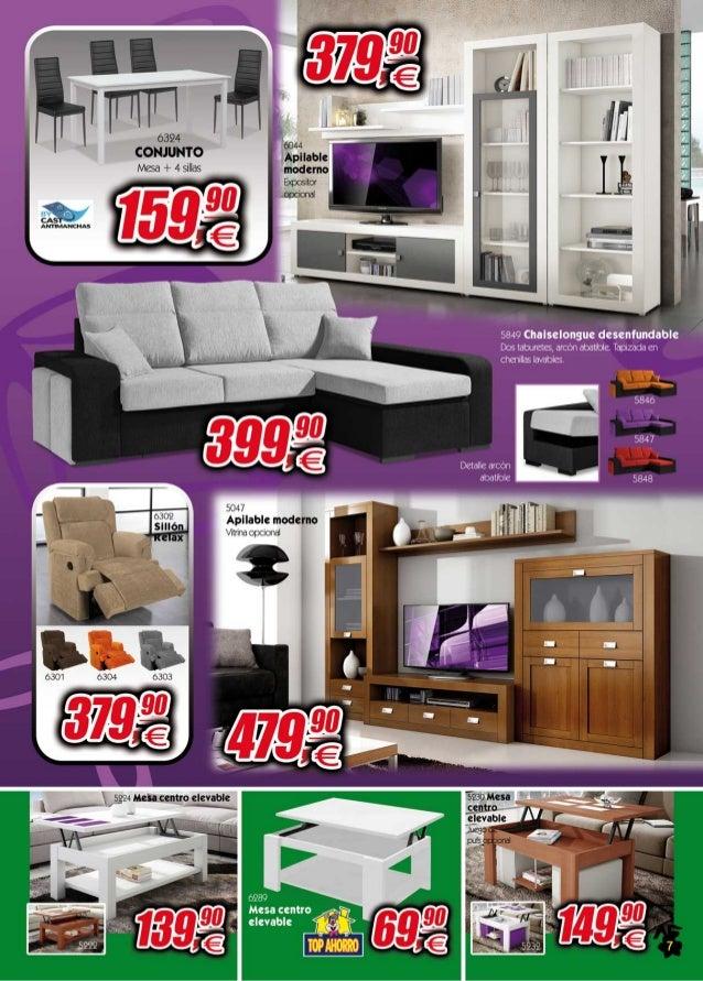 Ahorro total muebles oto o 2014 for Muebles ahorro total alfafar